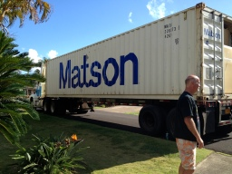 Matson container